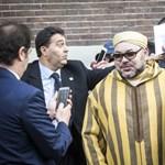 Magyarországon járt, de kétszer is lerázta Orbánt a marokkói király