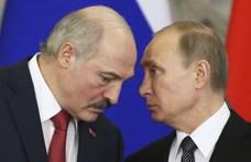 """Putyin és Lukasenka biztos benne, hogy """"megoldást találnak minden problémára"""""""
