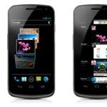 Kipróbáltuk: Galaxy Nexus - az ICS ereje!