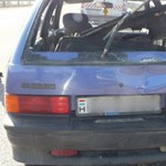 Kétszer is karambolozott egy autótolvaj a lopott kocsival Adonynál