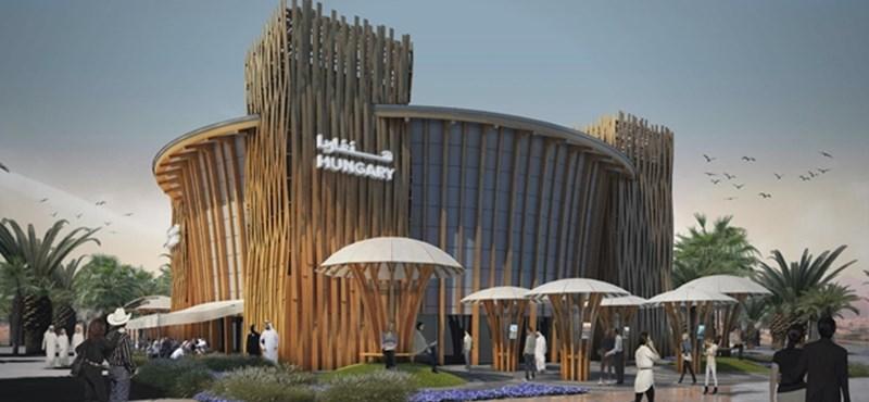 666 millió forinttal drágult a dubaji magyar pavilon