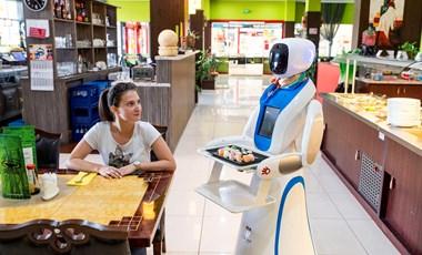 Robotizáció: remények és félelmek