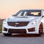 1000 lóerős Cadillac állítja falhoz a BMW M5-öt és az AMG E63-at