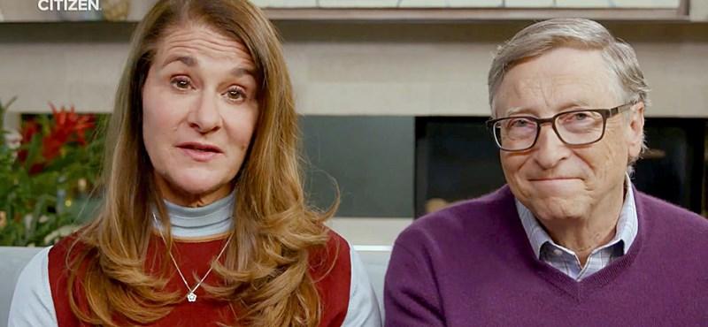 27 év után elválik Bill és Melinda Gates