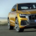 Feszített tempó: kémvideón a sportosra hangolt Audi SQ8