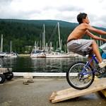Bike Fest a Tisza-tónál