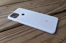 Fotók szivárogtak ki egy elkaszált Google telefonról