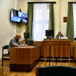 Megszüntette a bíróság a pécsi hajléktalan ellen indított eljárást