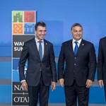 """Orbán """"világos haditervről"""" beszélt a NATO-csúcson"""