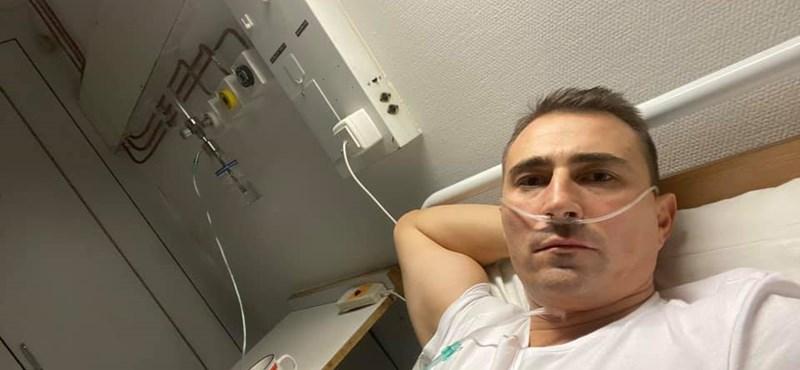 Elhagyhatta a kórházat Csepel polgármestere