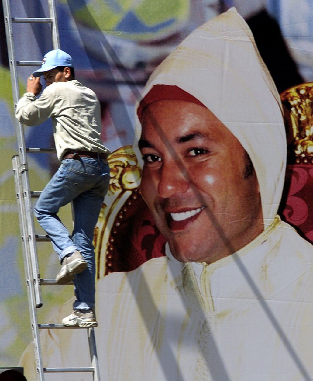 King Mohammed VI,2002,Reflektor