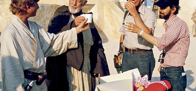 George Lucas a leggazdagabb amerikai híresség