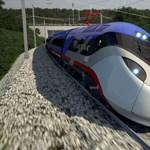 Nemzeti büszkeség félretéve: Francia vonat Amerikában