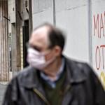 Meredeken növekszik a fertőzöttek száma Magyarországon (infografika)