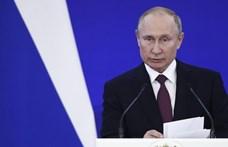 Putyin szerint politikai megfontolásból tiltották el Oroszországot több világversenyről