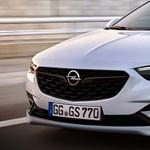Ilyen dögös lehet az új Opel Insignia sportos változata