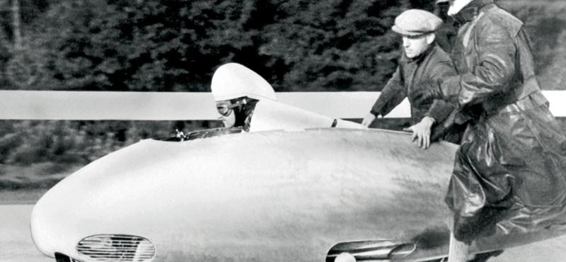 Ilyen a boxer - 90 éves a BMW motorkerékpár