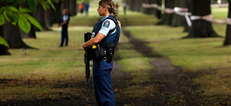 Ez új szint: az új-zélandi mészárosok a Facebookon és a YouTube-on is közvetítették a támadást