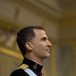 Egy katalán város nem látja többé szívesen a spanyol királyt