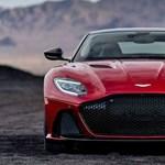 Ilyen, amikor nem érzik az idők szavát – itt a V12-es Aston Martin DBS Superleggera