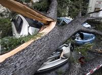 Emberek haltak meg a szélviharban az Egyesült Államokban