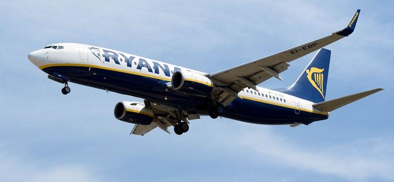 A Ryanair bekerült az EU legnagyobb légszennyezői közé