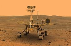 Megrendítően emberi volt az Opportunity marsjáró haláltusája