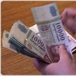 A magas forintkamat okozta a lakossági deviza-eladósodást
