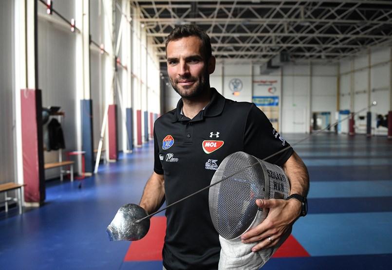 Oron Zelaghi: Estar allí en los Juegos Olímpicos es un regalo
