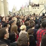 Videó: Matt megtáncoltatta a magyarokat Budapesten