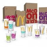 A műanyag pohártetők is eltűnnek a McDonald'sból