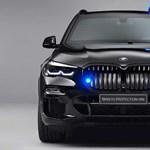 Dróntámadás és géppuska ellen is véd a legújabb BMW X5