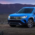 Volkswagen Taos néven egy újabb divatterepjáró érkezett