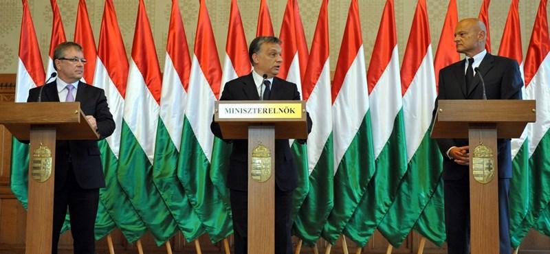 Devizahitelesek megsegítése: íme Orbán öt pontja