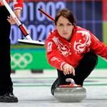 Vancouver: kiestek a csodaszép orosz curlingező lányok - fotókkal