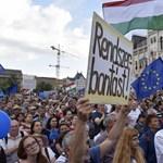 Tüntetés lesz vasárnap egy Európa-párti Magyarországért
