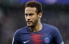 Neymar 34 millió euróval tartozik az adóhivatalnak