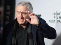 Robert De Niro fontos díjat kap