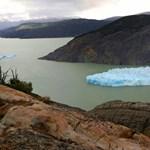5 centivel toltább feljebb a tengerszintet ismeretlen gleccserek