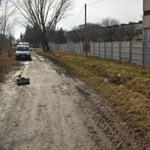 Tragédia a szociális otthonban: elgázolhatták a kerítésnél holtan talált férfit