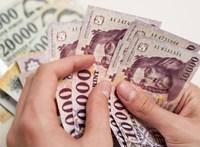 KSH: 401 ezer forint a magyar átlagkereset