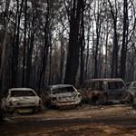 Már egy magyarországnyi terület leégett Ausztráliában