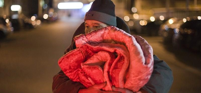 A prostik eltüntetésén sem erőlködött ennyit Budapest