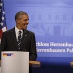 Még az ablak közelébe se szabad menni Hannoverben Obama látogatása idején