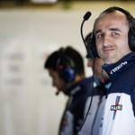 Robert Kubica kapott egy himnuszt
