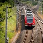 Egy pécsi céggel szerződött a német vasút