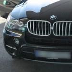 Ez már megint nem egy Yugo – lopott X5-ös BMW-t fogtak a rendőrök Röszkénél