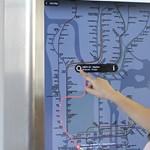 Ilyen modern menetrendtáblák lesznek New Yorkban