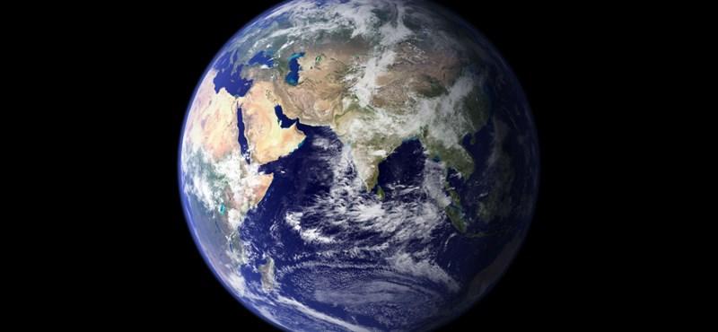 Így néz ki 20 év élet a Földön, a NASA videóján