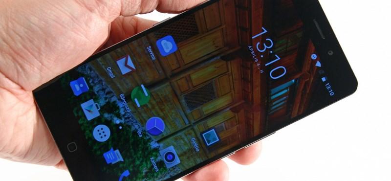 Csúcsközeli androidos telefon 60 ezerért? Találtunk egy ilyet